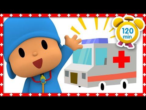🏥 POCOYÓ En ESPAÑOL - El Doctor Pocoyó [ 120 Minutos ] | CARICATURAS Y DIBUJOS ANIMADOS Para Niños