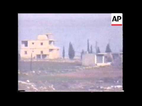 LEBANON: HEZBOLLAH CLAIM RESPONSIBILITY FOR ISRAELI KILLINGS