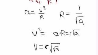 ЕГЭ физика  В1. Спутник и орбиты. Видео репетитор