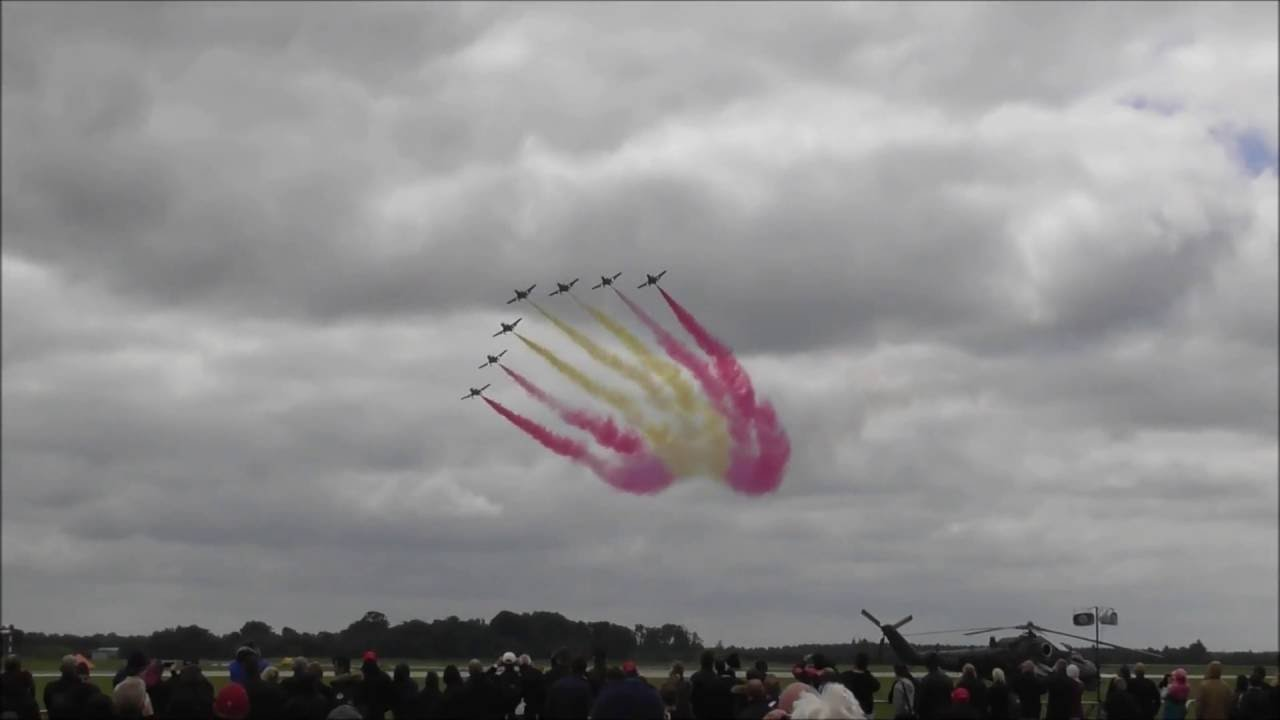 Danish AIR SHOW 2016. The most interesting moments!