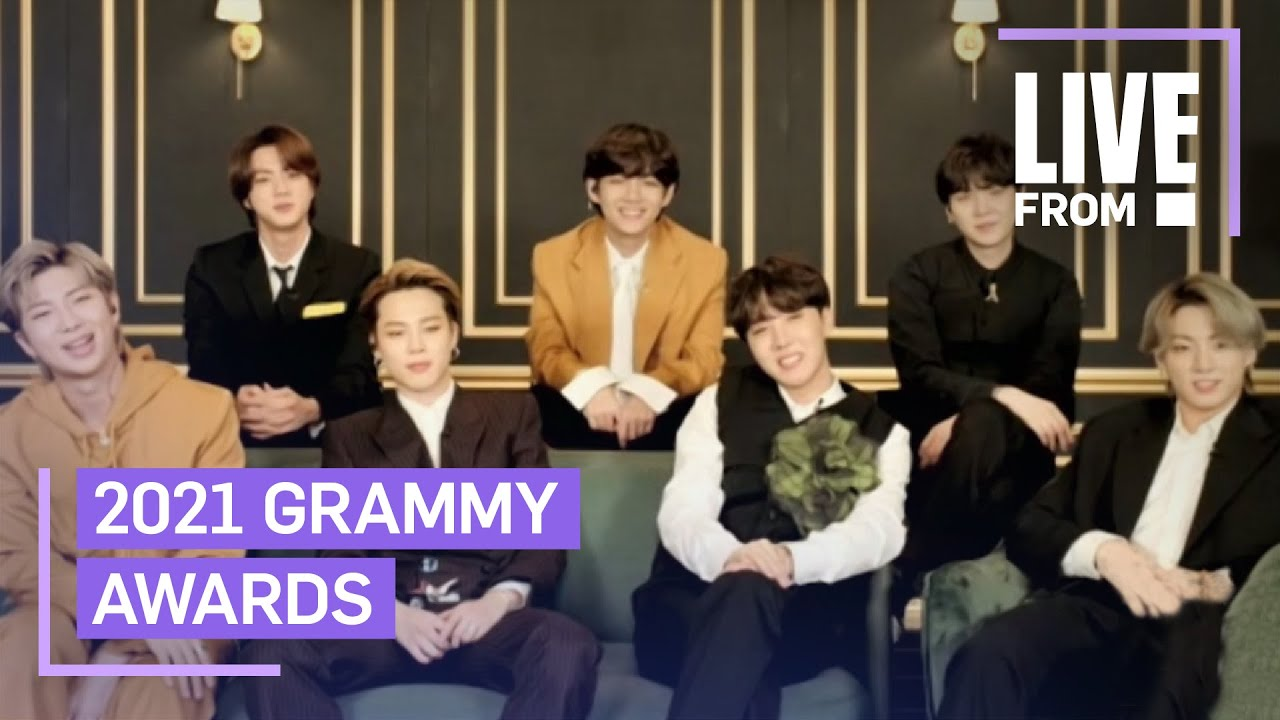BTS didn't win at the Grammys, but their performance did