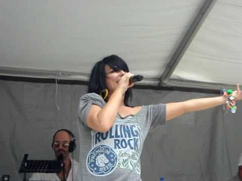 "Luciana ""I Like That"" Live - Static Revenger and Richard Vission at Alize Lounge - WMC 2010"