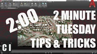 AutoCAD Tutorial: Open Drawing Folder and Copy File Path Automatically - 2 Minute Tuesday!
