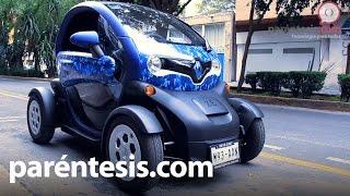 Renault Twizy, prueba de manejo en español