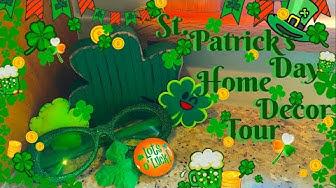🍻🍀 -ST. PATRICK'S HOME TOUR- 🍀🍻[2020]