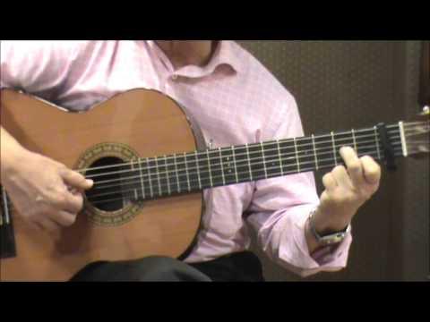 Ave María (Schubert) - Guitarra fácil / Easy Guitar - Alfonso Baeza