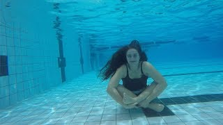 SITTING UNDERWATER challenge - some of YOUR IDEAS & once again THANK YOU !!!
