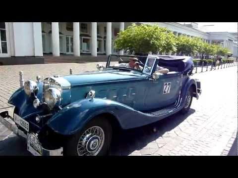 Horch 670 Sportcabriolet V12  Baujahr 1931