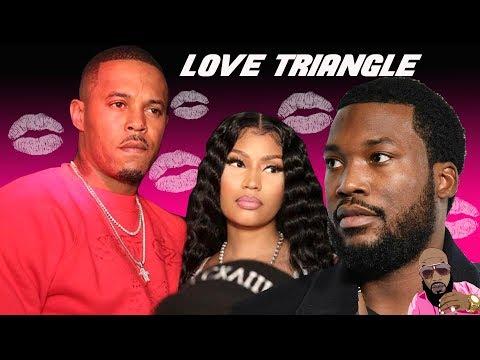 Meek Mill Goes In On Nicki Minaj Boyfriend   She Gives Love One More Try!