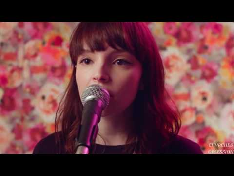 Chvrches Down Side of Me - Never played live - Original Album version - Unofficial Video