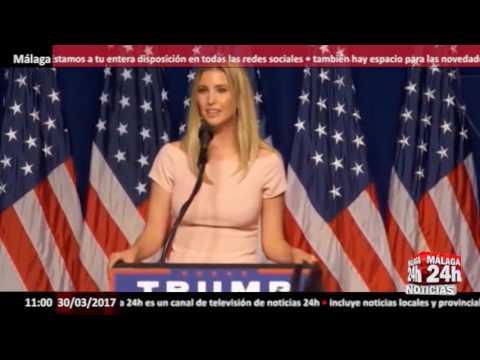 """Ivanka Trump trabajará como """"empleada sin sueldo"""" de asesora de su padre en la Casa Blanca"""