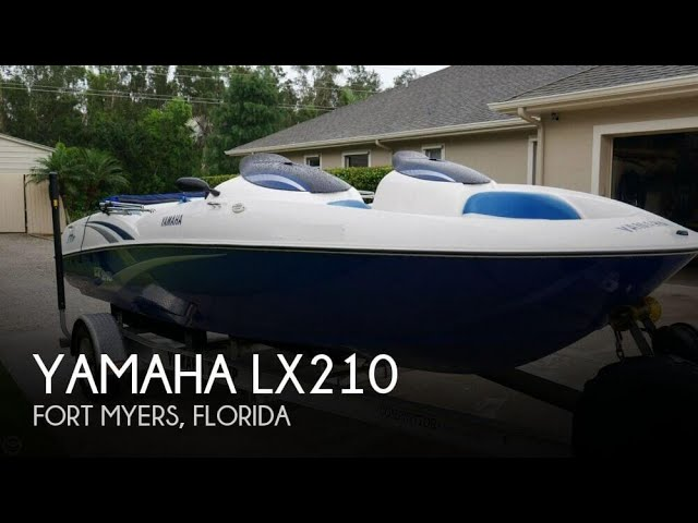 Used 2004 Yamaha LX210 for sale in Fort Myers, Florida