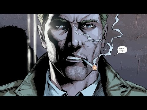 Superhero Origins: Constantine