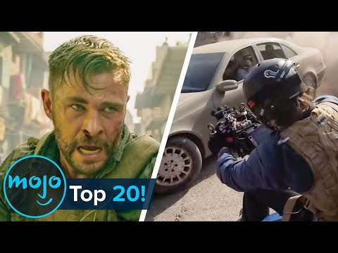 Top 20 How Did They Shoot That?! Scenes