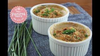 Vegan Potato Soufflé