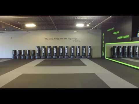 Airstrike Tour - Extreme Martial Arts and Tumbling - Wichita KS