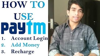 How to USE PAYTM in Hindi (EASY) Must Watch!!