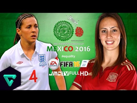 England vs. Spain | 2016 jmc Women