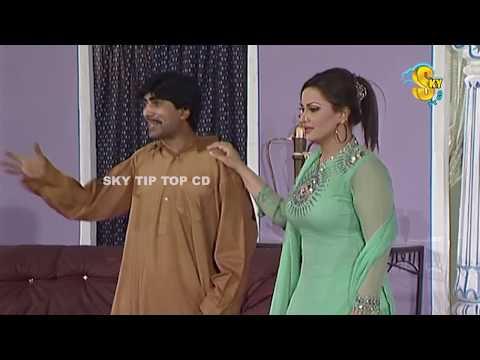 Sajan Abbas Nargis and Naseem Vicky stage Drama Billo Rani Full Comedy Clip