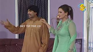 Sajan Abbas Nargis and Naseem Vicky stage Drama Billo Rani Full Comedy Clip