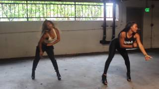 Trey Songz - Touchin, Lovin feat. Nicki Minaj dance choreography video