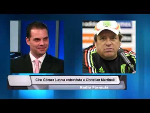 Ultimo insulto de Martinoli a miguel Herrera.