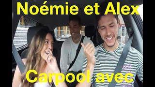 Carpool sans regret avec Noémie Lacerte et Alex