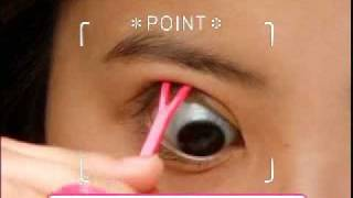 Japanese Single Eyelid to Double Eyelid