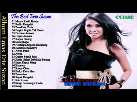 Erie Suzan   Full Album   Lagu Dangdut Lawas Nostalgia   Lagu Dangdut Indon