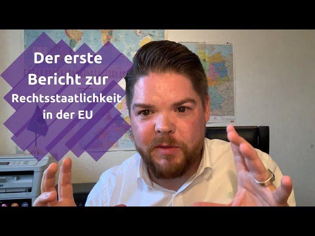 EU Rule of Law Report 2020