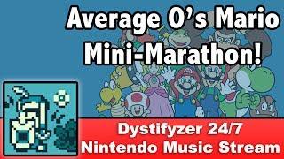 Baixar Average O's Mario Mini-Marathon in Dystifyzer's Music Stream!