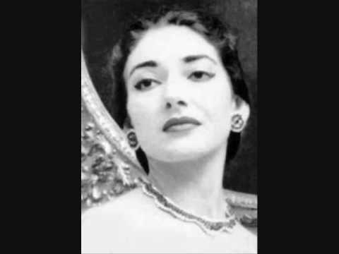 Maria callas ave maria verdi youtube - Norma casta diva testo ...