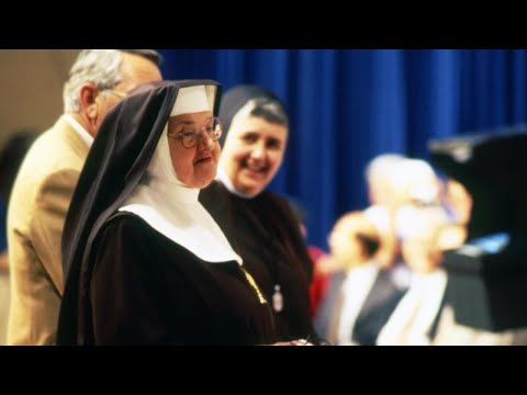Holy Rosary on the Anniversary of Mother Angelica's Passing Promo