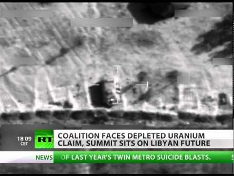 Uranium bombs in Libya? US, UK 'habit of deploying radioactive arms'