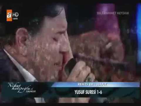 Kuran Türkçe Meali dinle Yusuf Suresi - Nihat Hatipoğlu Fon