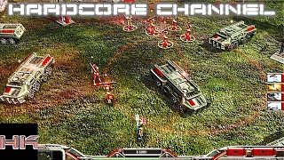 Command & Conquer Generals: Zero Hour - FFA - Отражение друг друга