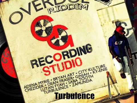 Overdue Riddim (DJ Mix Promo) Machete Records 2013