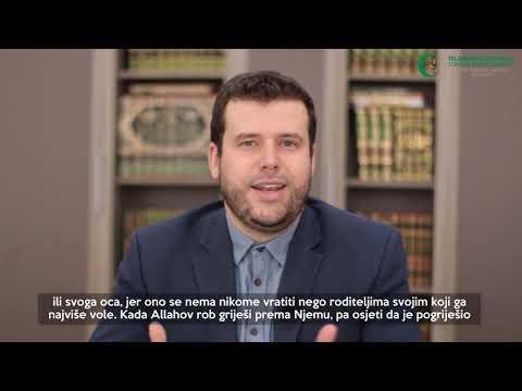Poziv vjernicima (27) - Iskreno pokajanje - hafiz Ammar Bašić