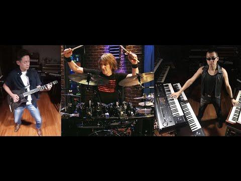 "Cairo ""Corridors"" Jeff Brockman, featuring Kozo Tsuji on Keyboards and Kazuhiro Baba on Guitar."