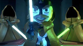 Minecraft | STAR WARS: Jedi Need Help! (Star Wars, Darth Vader, Jedi)