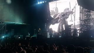 Liam Gallagher - Wall of Glass live @ İstanbul Ķüçükçiftlik Park