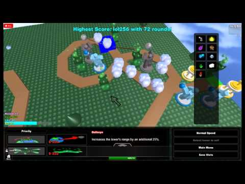 Roblox - Tower Defense Game - YouTube