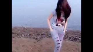 رقص بنت سورية على دبكة سورية يجنن