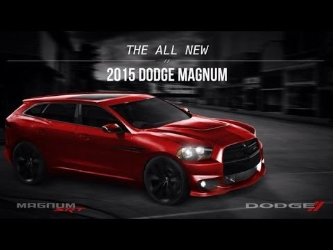 2015 Dodge Magnum Can Chrysler Fiat Bring It Back Youtube