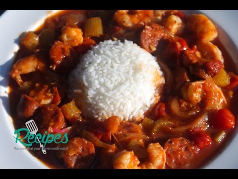 How to make shrimp sausage creole southern soul food recipes how to make shrimp sausage creole southern soul food recipes i heart recipes youtube forumfinder Image collections
