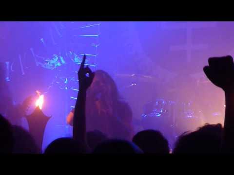 Watain Black Salvation [live 2016 Paris]  Youtube