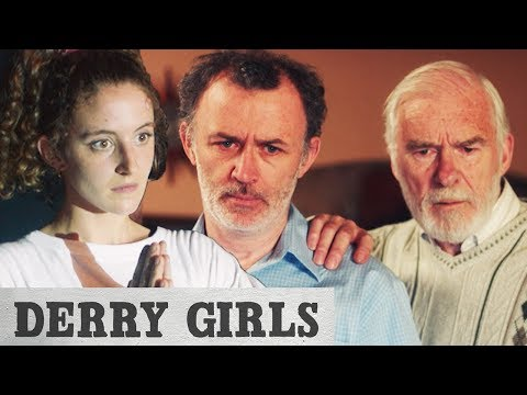 Derry Girls | The Emotional Final Scene At The Talent Show