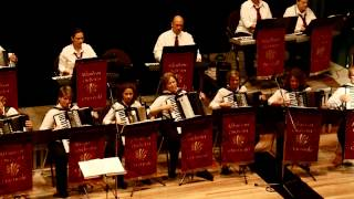 Akkordeon-Orchester Osterwald - Smuglyanka