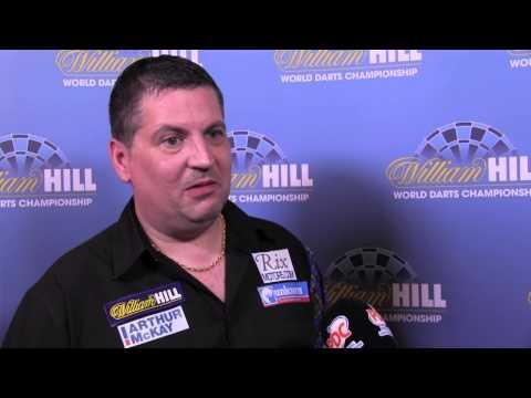 Interview | Gary Anderson Warns Michael van Gerwen Ahead Of Semi-Final Clash
