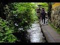 寺山修司と行く雨の郡上八幡(岐阜羽島―郡上八幡)中国製ドラレコの見た世界!!激走 [東海北陸自動車道] 長良川沿いの道